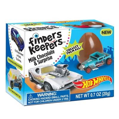 Finders Keepers Hot Wheels - 0.7oz
