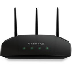 Netgear AC1750 Smart WiFi Router - 802.11 AC Dual Band Gigabit - Black (R6350-100NAS)