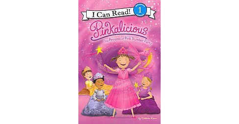 Princess of Pink Slumber Party (Hardcover) (Victoria Kann) - image 1 of 1
