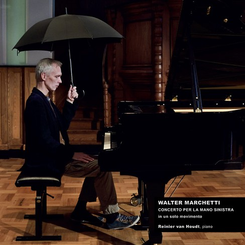 Walter marchetti - Concerto for the left hand in one mov (Vinyl) - image 1 of 1