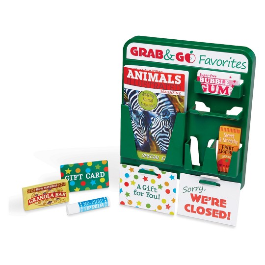 Melissa & Doug Fresh Mart Grocery Store Companion Collection image number null