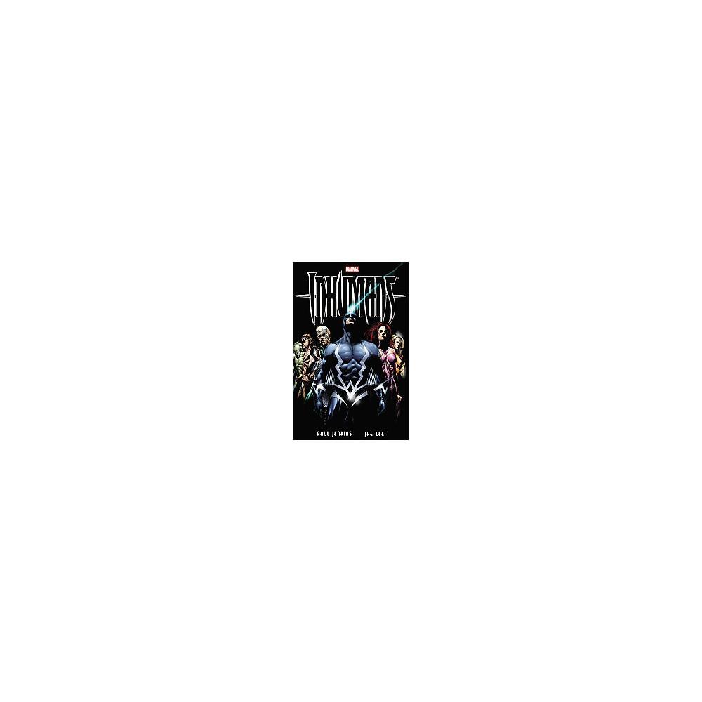 Inhumans (Paperback) (Paul Jenkins)