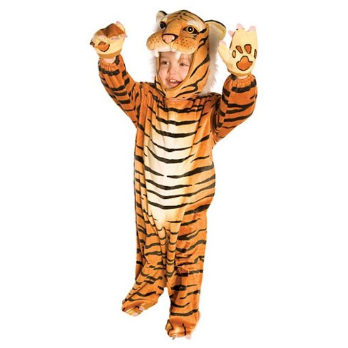 Brown Tiger Toddler Costume - 2-4T - image 1 of 1