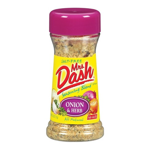 Mrs. Dash®  Salt-Free Onion & Herb Seasoning Blend - 2.5oz - image 1 of 1