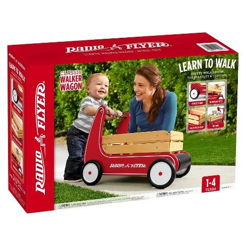 Radio Flyer Classic Walker Wagon Target