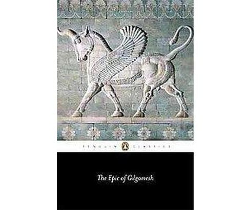Epic of Gilgamesh : An English Version With an Introduction (Revised / Reprint) (Paperback) (N. K. - image 1 of 1