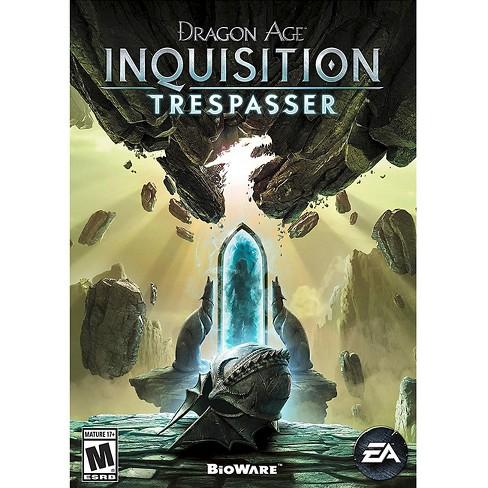 Dragon Age: Inquisition Trespasser - PC Game (Digital) - image 1 of 1