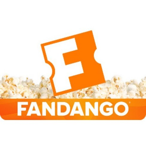 Fandango Gift Card (Email Delivery) - image 1 of 1