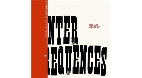 Free Jazz Workshop - Inter Frequences (Vinyl) - image 1 of 1