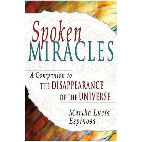 Spoken Miracles - 70 Edition by  Martha Lucia Espinosa (Paperback) - image 1 of 1