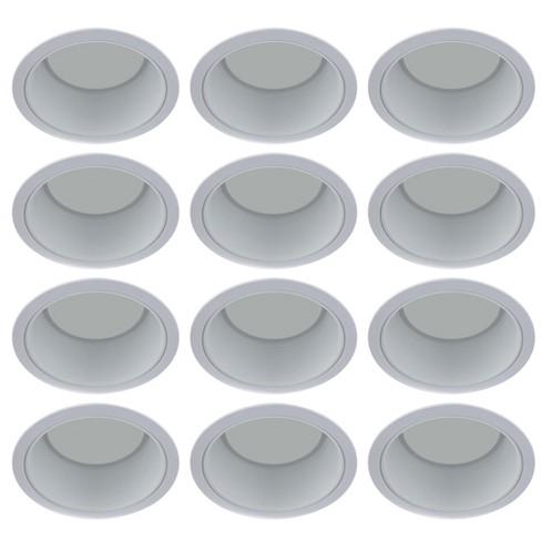 "Elegant Lighting REM40 Elitco 6"" Recessed Baffle Trim - Pack of 12 - image 1 of 1"