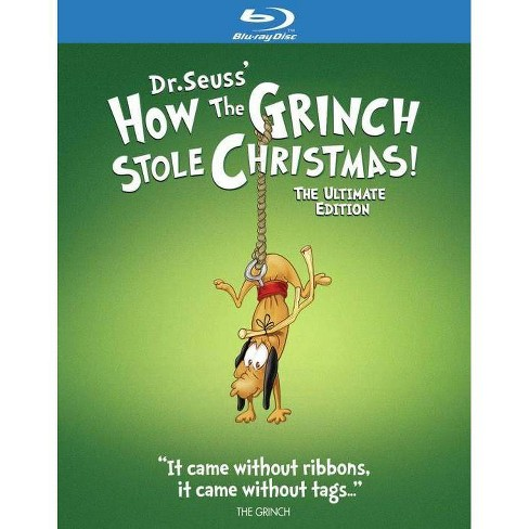 How The Grinch Stole Christmas Musical 2020 Dr. Seuss' How The Grinch Stole Christmas! (Blu ray)(2020) : Target