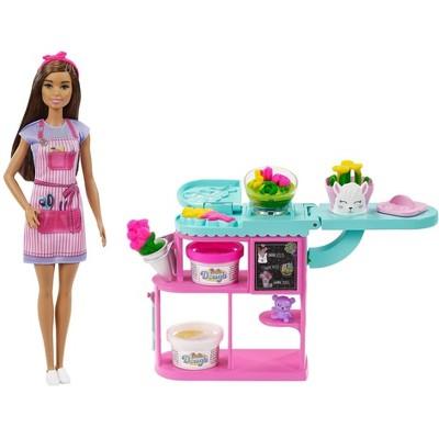 Barbie Careers Florist Doll Playset