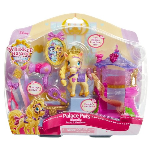 Palace Pets Animal Figure Beauty & Bliss Blondie Playset - image 1 of 3