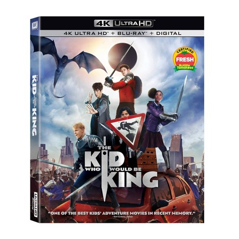 The Kid Who Would Be King (4K/UHD) - image 1 of 1