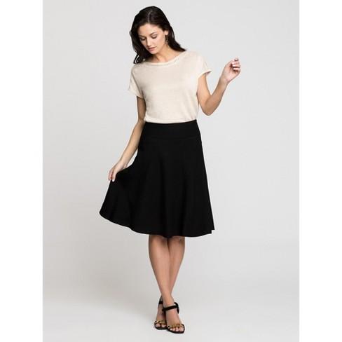 NIC+ZOE Women's Summer Fling Flirt Skirt - image 1 of 4