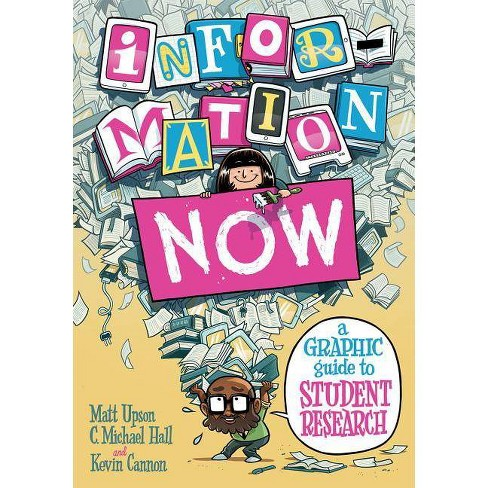 Information Now - by  Matt Upson & C Michael Hall & Kevin Cannon (Paperback) - image 1 of 1