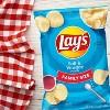 Lay's Salt & Vinegar Flavor Potato Chips - 9.5oz - image 3 of 3