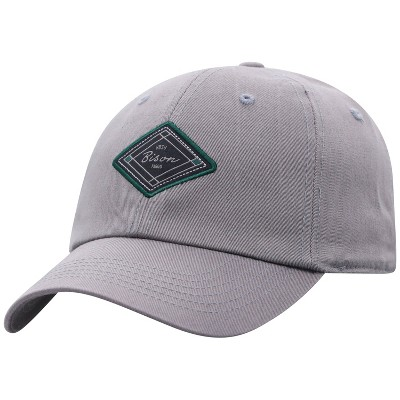 NCAA North Dakota State Bison Men's Gray Washed Relaxed Fit Hat