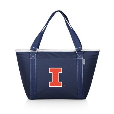 NCAA Illinois Fighting Illini Topanga Cooler Tote Bag - Blue