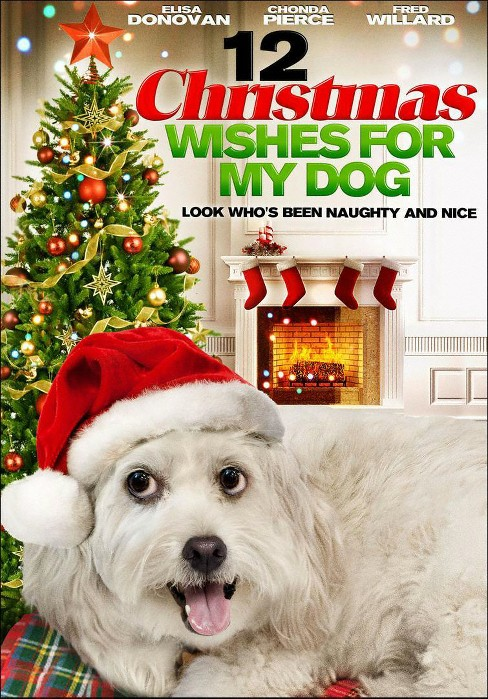 12 christmas wishes for my dog (DVD) - image 1 of 1
