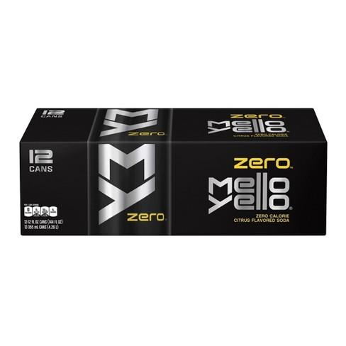 Mello Yello Zero - 12pk/12 fl oz Cans - image 1 of 3