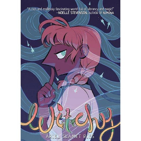 Witchy - by  Ariel Slamet Ries (Paperback) - image 1 of 1