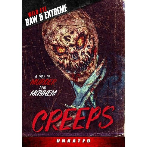 Creeps: A Tale of Murder and Mayhem (DVD) - image 1 of 1