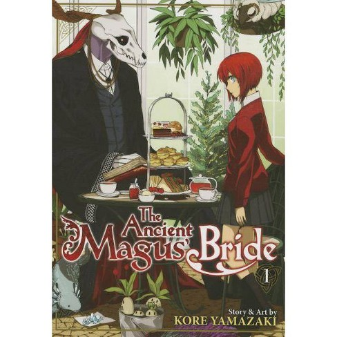 The Ancient Magus' Bride Vol. 1 - by  Kore Yamazaki (Paperback) - image 1 of 1
