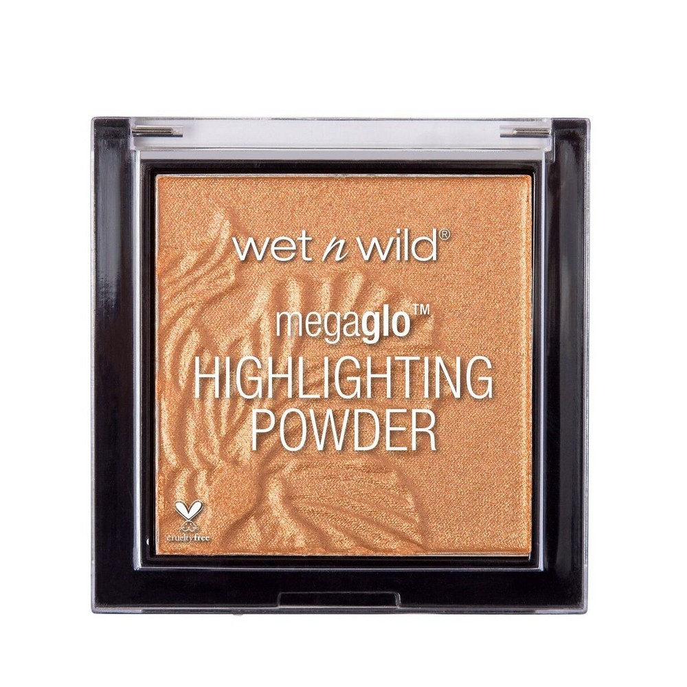 Wet n Wild MegaGlo Highlighting Powder Awesome Blossom (Bronze) .19oz, Multi-Colored