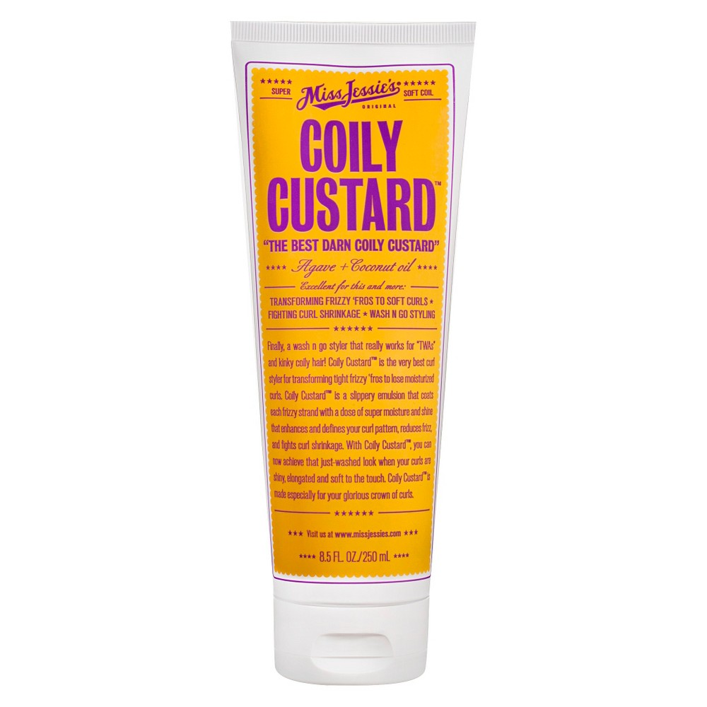 Image of Miss Jessie's Coily Custard - 8.5 fl oz