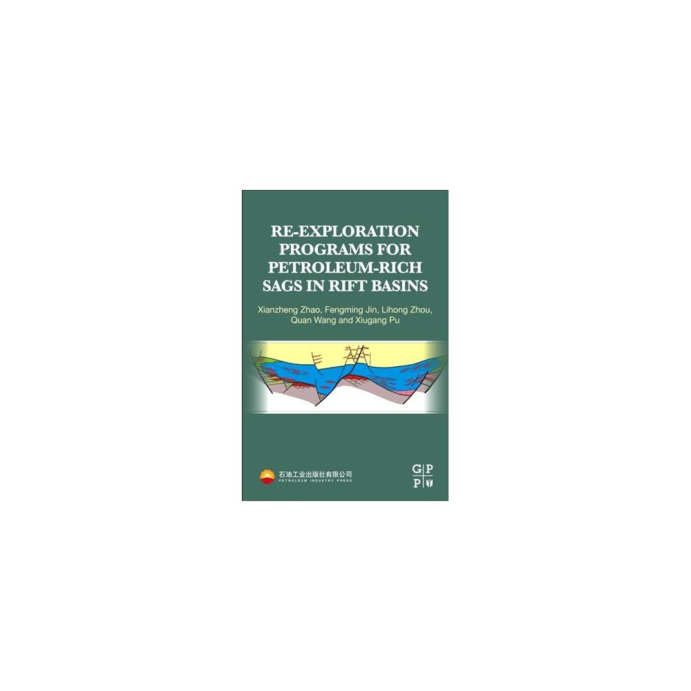 Re-Exploration Programs for Petroleum-Rich Sags in Rift Basins - (Paperback)
