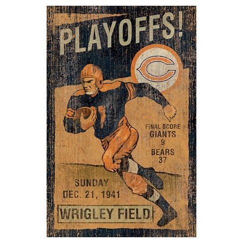 NFL Imperial Vintage Wall Art - image 1 of 1
