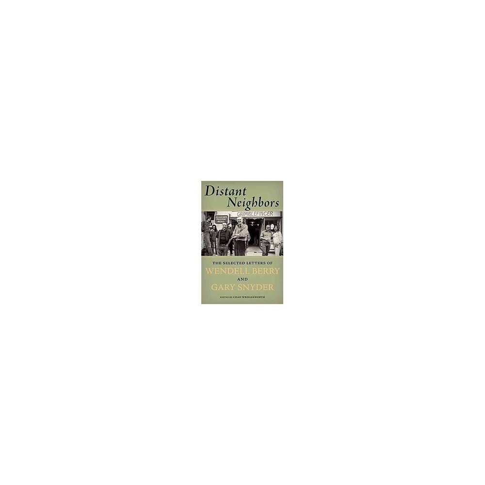 Distant Neighbors (Reprint) (Paperback)