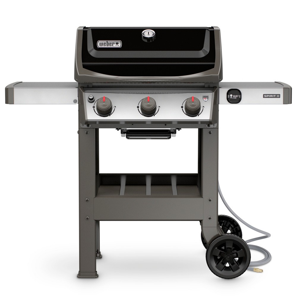 Weber Spirit II E-310 Natural Gas Grill 49010001 Black 52574810