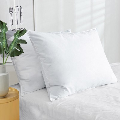 Puredown Goose Down Feather Pillow
