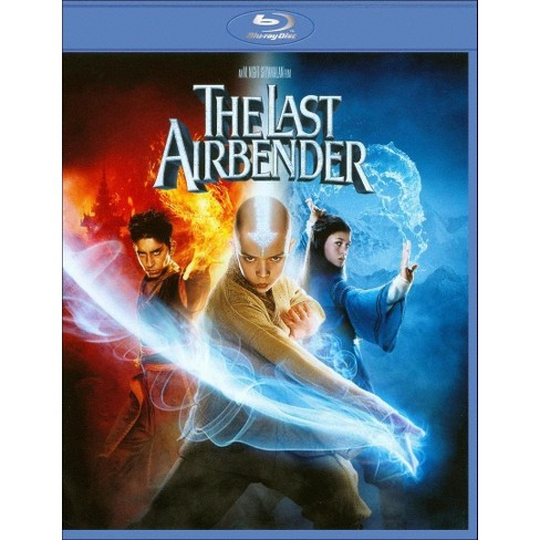 The Last Airbender (Blu-ray) - image 1 of 1