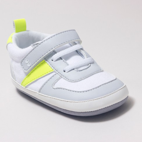 Baby Boys' Surprize by Stride Rite Jack Sneaker Mini Shoes - White - image 1 of 4