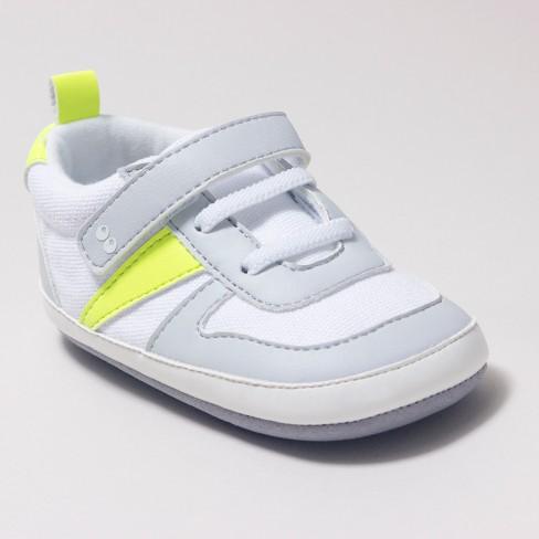 e567c5483318 Baby Boys  Surprize By Stride Rite Jack Sneaker Mini Shoes - White   Target
