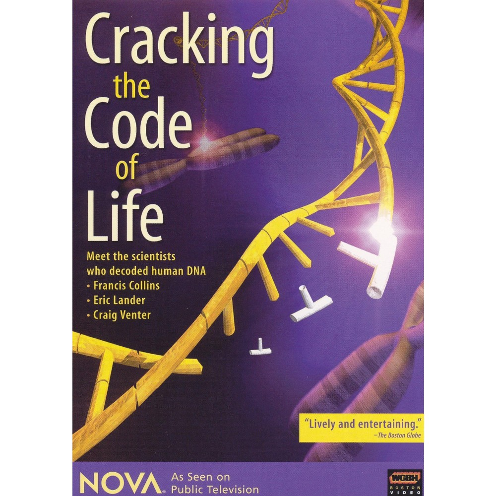 Cracking The Code Of Life (Dvd)