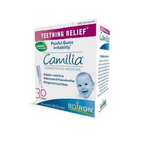 Camilia Boiron Teething Treatment - 0.034 fl oz - image 1 of 4