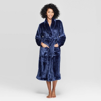 Women's Cozy Robe - Stars Above™ Navy XL/XXL