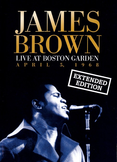Live at the boston garden:Extended ed (DVD) - image 1 of 1