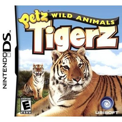 Petz Wild Animals Tigerz NDS