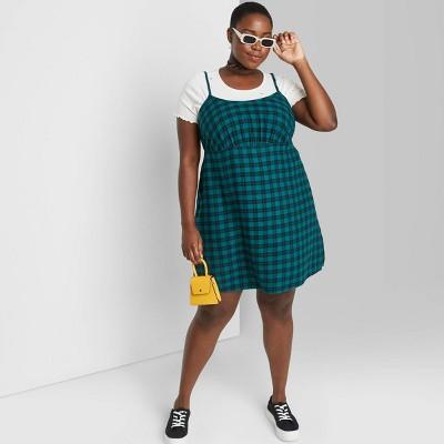 Women's Woven Slip Dress - Wild Fable™
