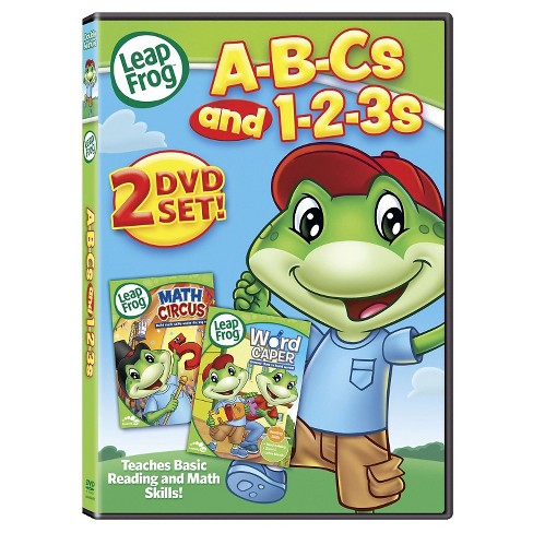 Leapfrog: ABC's and 123's (DVD) - image 1 of 1