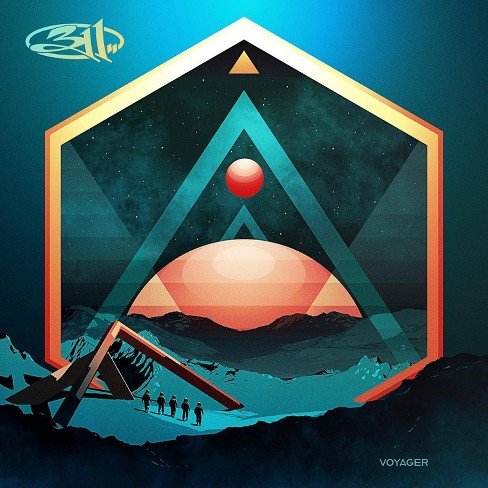 311 - Voyager (CD) - image 1 of 1