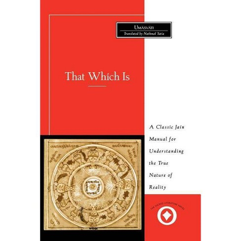 That Which Is - (Sacred Literature Trust) (Paperback) - image 1 of 1