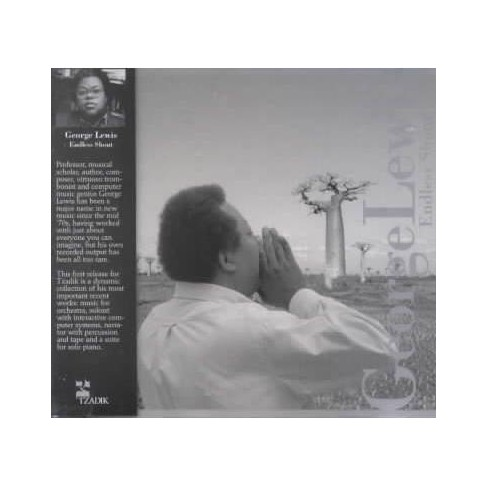 George Lewis - Endless Shout (CD) - image 1 of 1