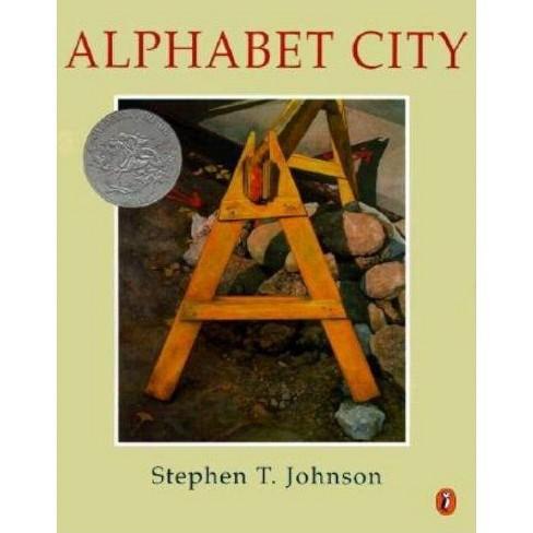 Alphabet City - (Paperback) - image 1 of 1